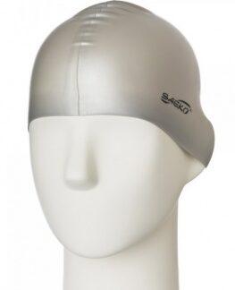 Шапочка для плавания силиконовая SAEKO ZIP CS