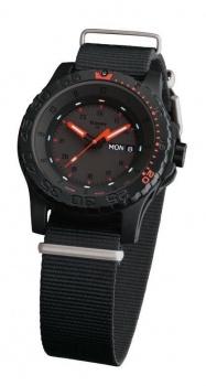 Часы Traser H3 RED COMBAT текстиль