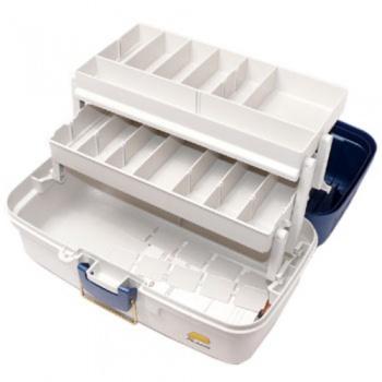 Ящик рыболова с 2-х уровневой системой хранения PLANO