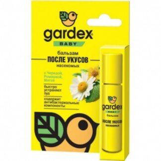 Бальзам после укусов для детей GARDEX 7 мл