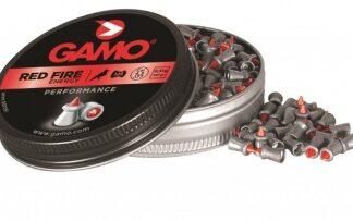 Пульки пневматические GAMO RED FIRE 4,5 мм уп. 125 шт