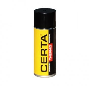 Эмаль термостойкая CERTA 520 мл