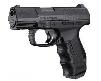 WALTHER CP99 COMPACTUMAREX Пистолет пневматический кал. 4,5 мм