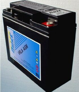 Аккумулятор HZB 12 В 18 А/ч HAZE (AGM)