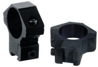 Кольца Leapers UTG ACCUSHOT 25,4 мм на пирзму 10-12 мм средние
