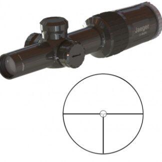 Прицел оптический JAEGER 1-4×24 YUKON (CT01i)