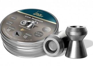 Пульки пневматические H&N CROW MAGNUM 6,35 мм 1,7 г уп. 200 шт