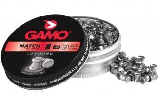 Пульки пневматические GAMO MATCH 5,5 мм уп. 250 шт
