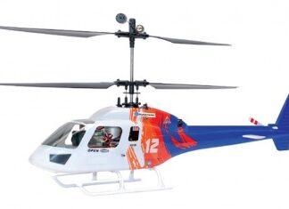 Вертолет радиоуправляемый BIG LAMA METALL UPGRADE E-SKY
