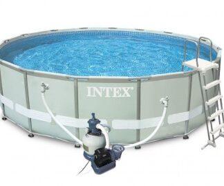 Бассейн каркасный INTEX ULTRA FRAME 488 х 122 см (54924)