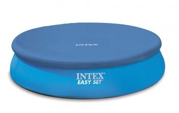 ТЕНТ-ЧЕХОЛ НА БАССЕЙН «EASY SET» INTEX 305 см (28021)