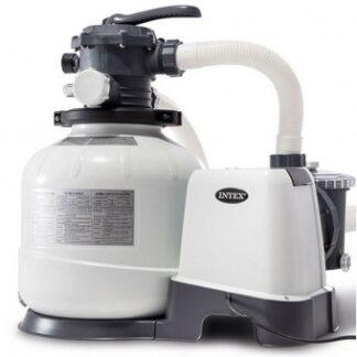 Песочный фильтрующий насос INTEX KRYSTAL CLEAR (26648)