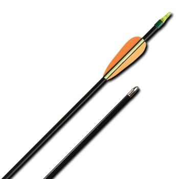 Стрела лучная фибергласовая 28″ INTERLOPER
