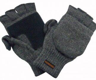 Перчатки ENVISION с открывающимися пальцами с утеплителем