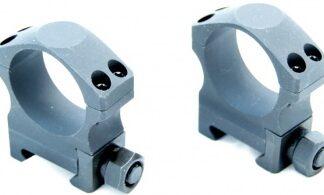 Кольца NIGHTFORCE небыстросъемные STEEL 30 мм BH 1.0″ medium