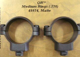 Кольца LEUPOLD 1″ medium matte