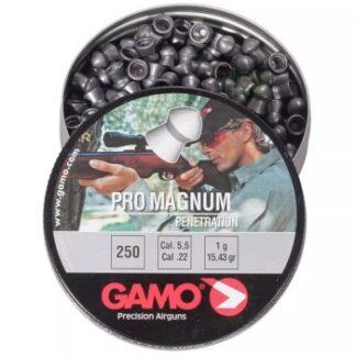 Пульки пневматические GAMO PRO-MAGNUM 5,5 мм уп. 250 шт