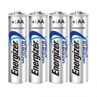 Батарейка Energizer ULTIMATE LITHIUM AA LR6 уп. 4 шт