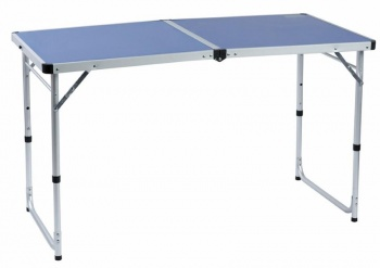 Стол складной CAMPING WORLD FUNNY TABLE BLUE