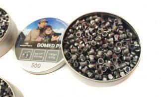 Пульки пневматические BORNER DOMED PRO 4,5 мм уп. 500 шт
