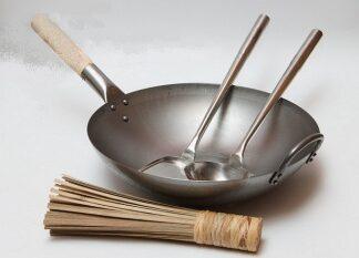 Китайские сковороды ВОК и аксессуары