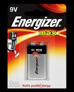 Батарейка Energizer MAX 6LR61 9V