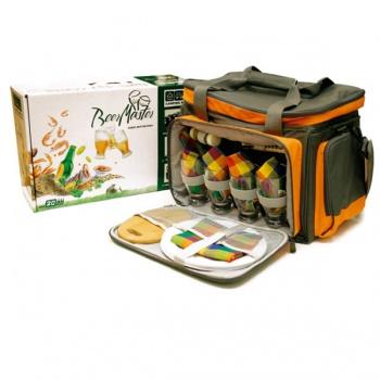 Набор для пикника CAMPING WORLD BEER MASTER в подарочной упаковке