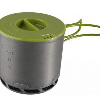 Кастрюля с радиатором CAMPSOR 1,0 л