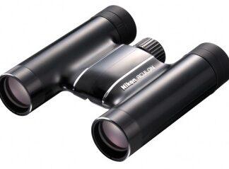 Бинокль Nikon ACULON T51 10х24 black