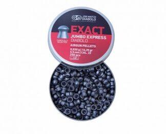 Пульки пневматические JSB DIABOLO EXACT JUMBO EXPRESS 5,5 мм уп. 250 шт