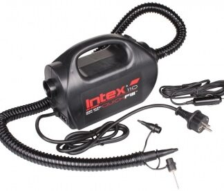 Насос электрический INTEX QUICK-FILL HIGH PSI 12 В/220 В (68609)