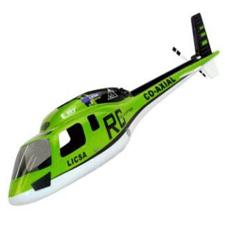 Корпус вертолета