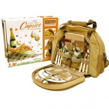 Набор для пикника CAMPING WORLD CAPRISE в подарочной упаковке
