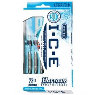 ДРОТИКИ STEELTIP ICE 90% HARROWS УП. 3 шт