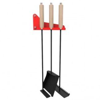 Набор инструментов для печь-мангалов ИСКАНДЕР GRILLVER