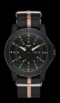 Часы Traser H3 SAND RUSSIA песочно-черный текстиль