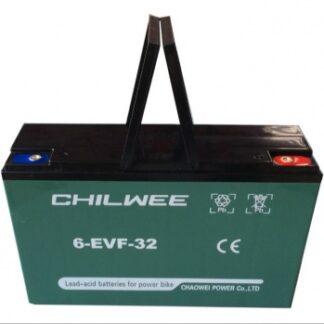 Аккумулятор CHILWEE 12В 34А/ч (С5)