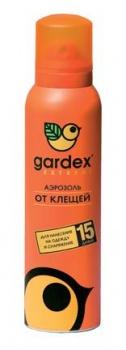 Аэрозоль от клещей GARDEX EXTREME 150 мл