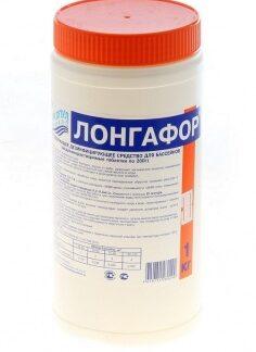 Хлор в таблетках по 200 г ЛОНГАФОР МАРКОПУЛ КЕМИКЛС 1 кг