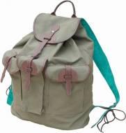 Рюкзак «Хант» (с кожанной отделкой)
