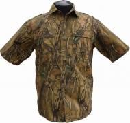 Рубашка с коротким рукавом (лес)