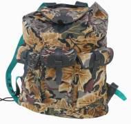Рюкзак «Лес» (с кожанной отделкой)
